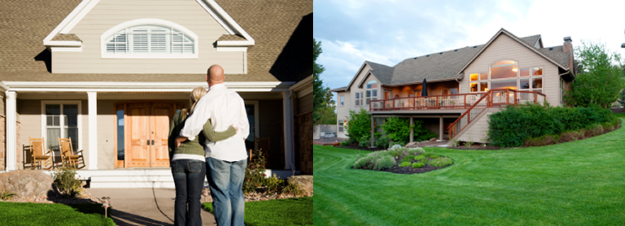 ThermaGuard's focus is on exterior improvements of insulating and protective natures.